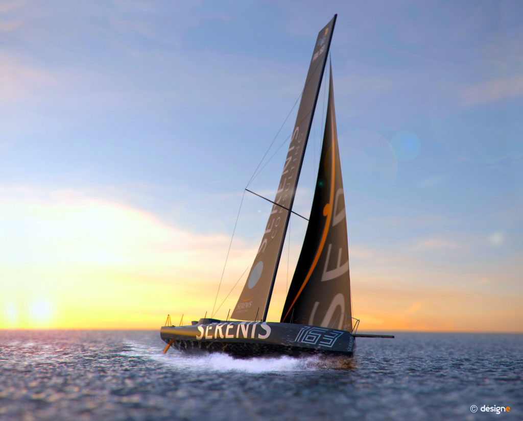Class 40 Serenis Consulting – FRA 163