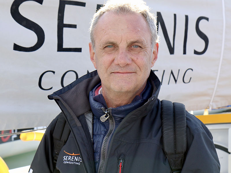 Marc Le Bras, Armateur Team Serenis Consulting