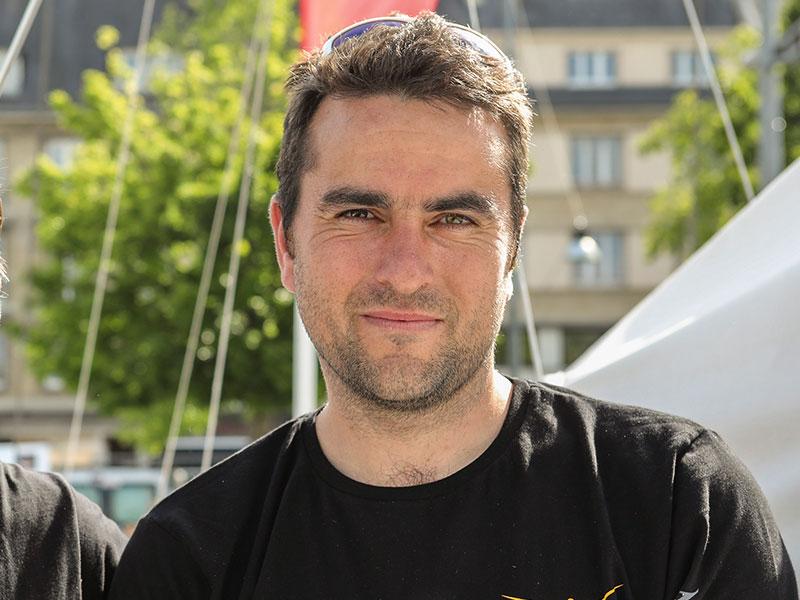 Alan Pennaneac'h, Co-skipper Normandy Channel Race