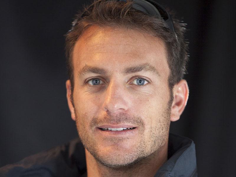 Éric Péron, Co-skipper Transat Jacques Vabre